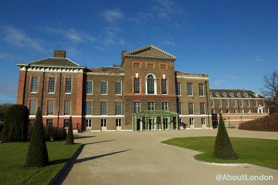 Glorious Georges at Kensington Palace