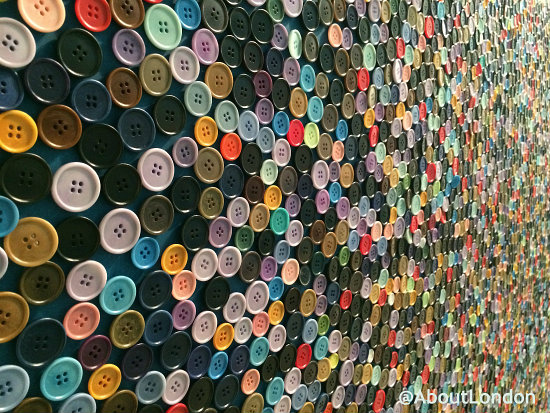 Button Wall