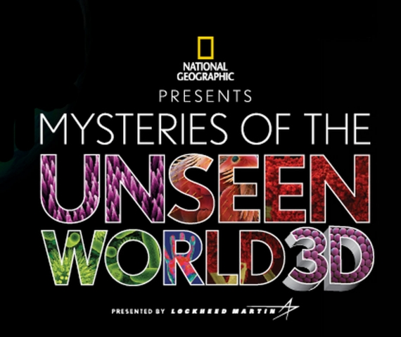 Mysteries of the Unseen World3D