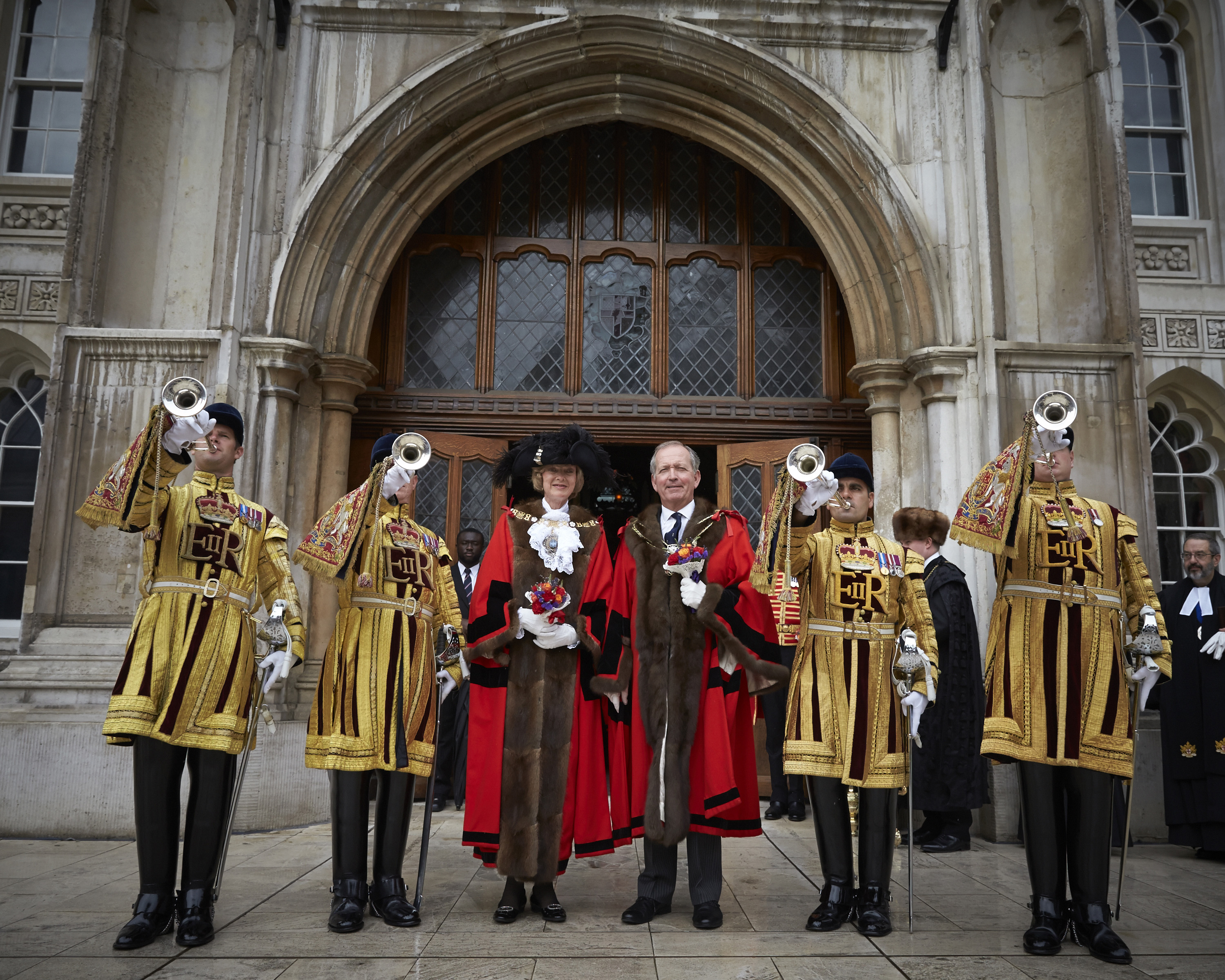 Alan Yarrow Elected New Lord Mayor of London.