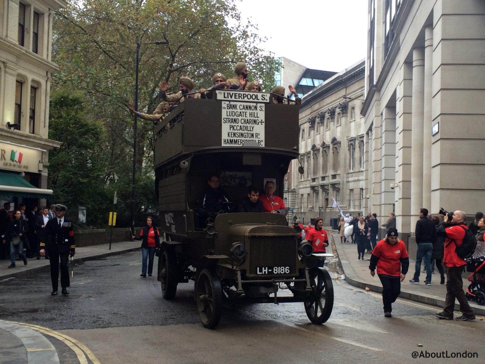 The Battle Bus