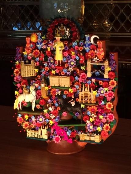 Tree of Life of Queen Elizabeth II