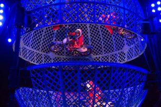 Zippos Circus - Globe of Death