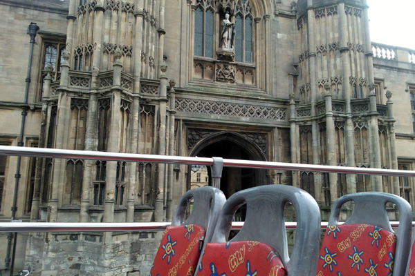 Oxford Sightseeing Bus