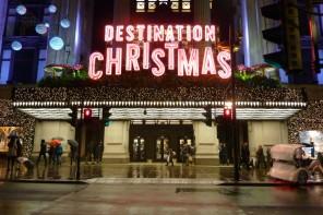 Christmas Lights Dates London 2015,