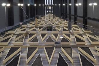 Turbine Hall Tate Modern Abraham Cruzvillegas