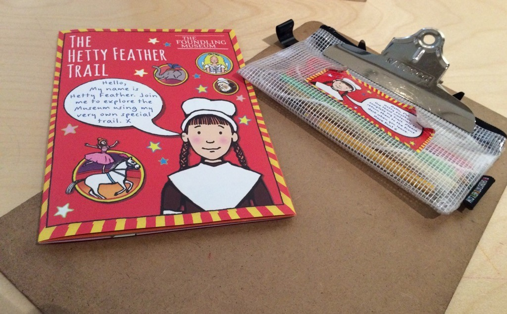 Hetty Feather Trail