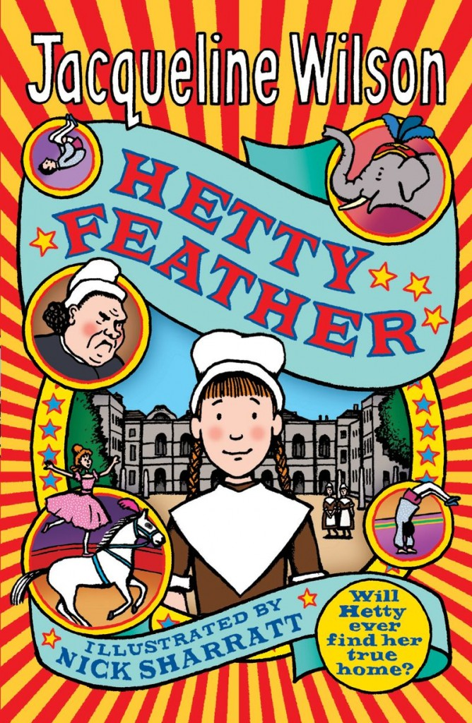 Hetty Feather book cover