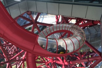 Top of slide ArcelorMittal Orbit