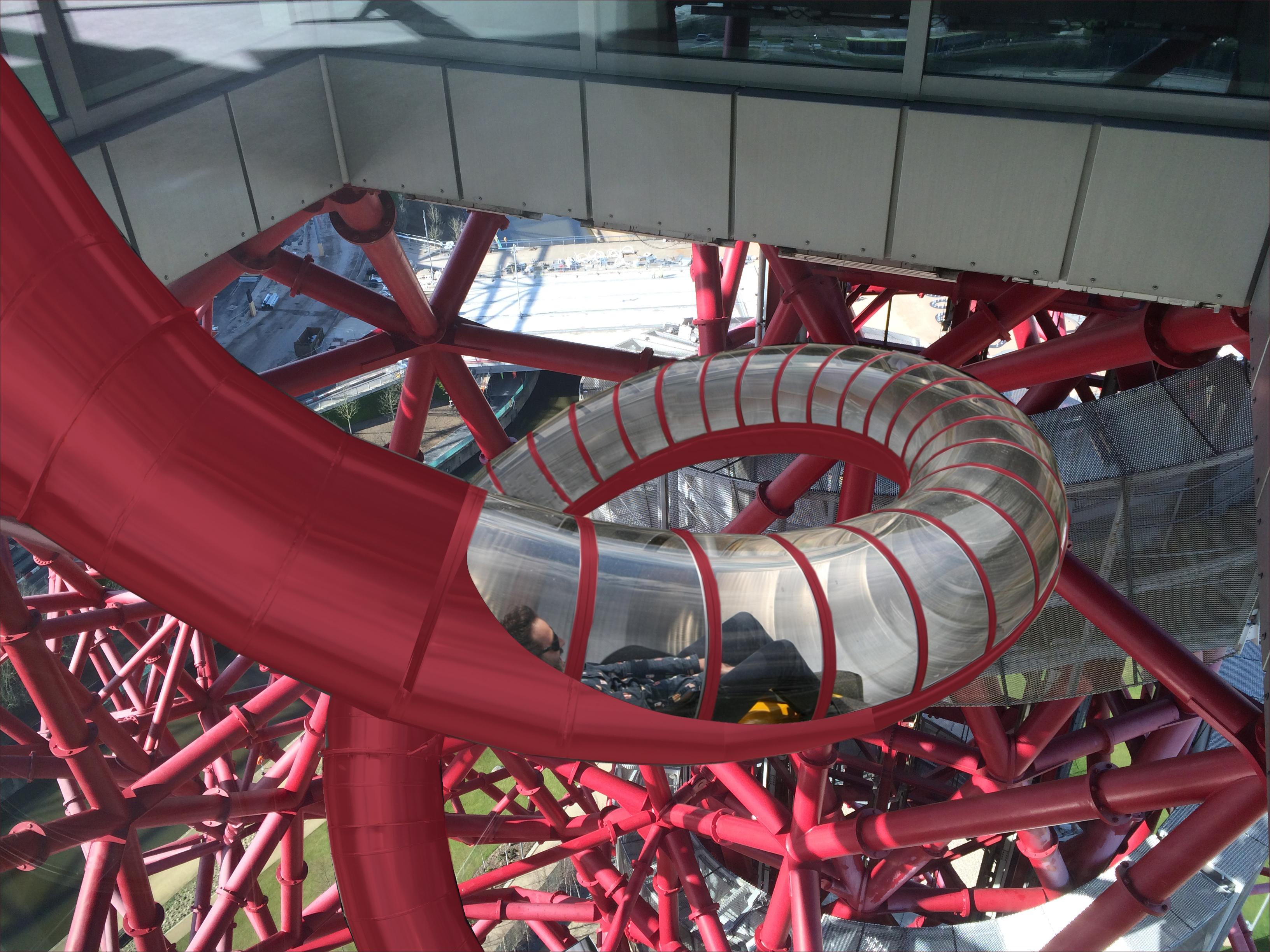 Top of slide ArcelorMittal Orbit