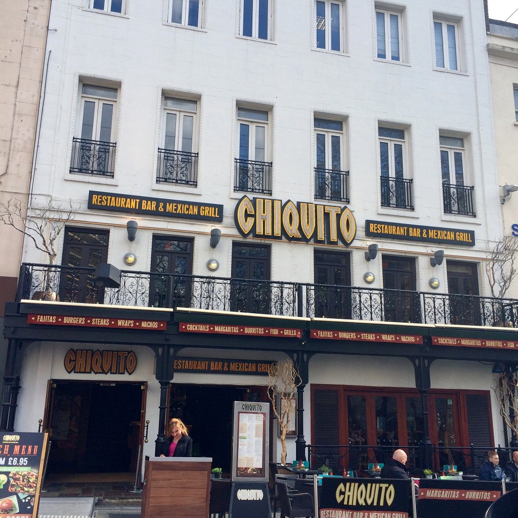 Chiquito Leicester Square London