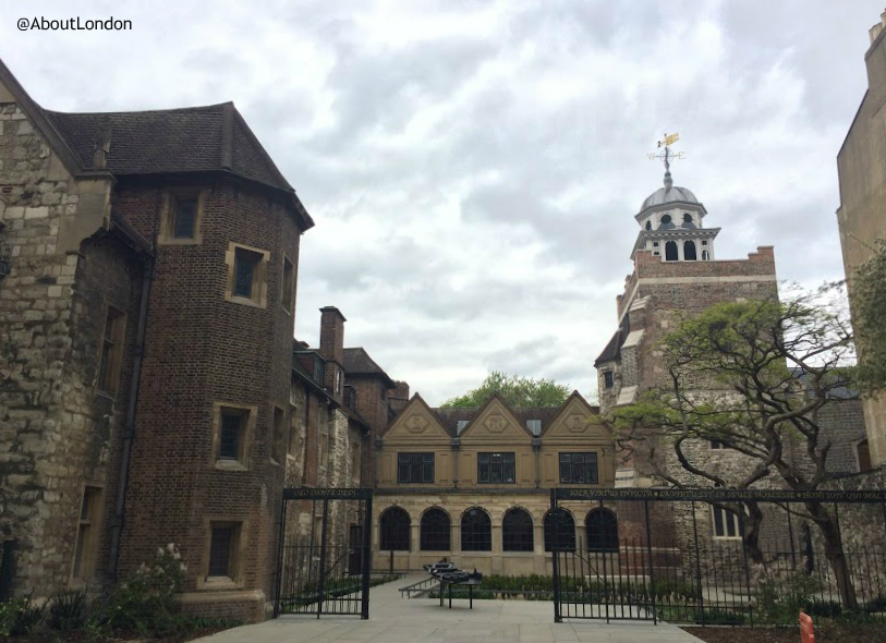 London Charterhouse Museum