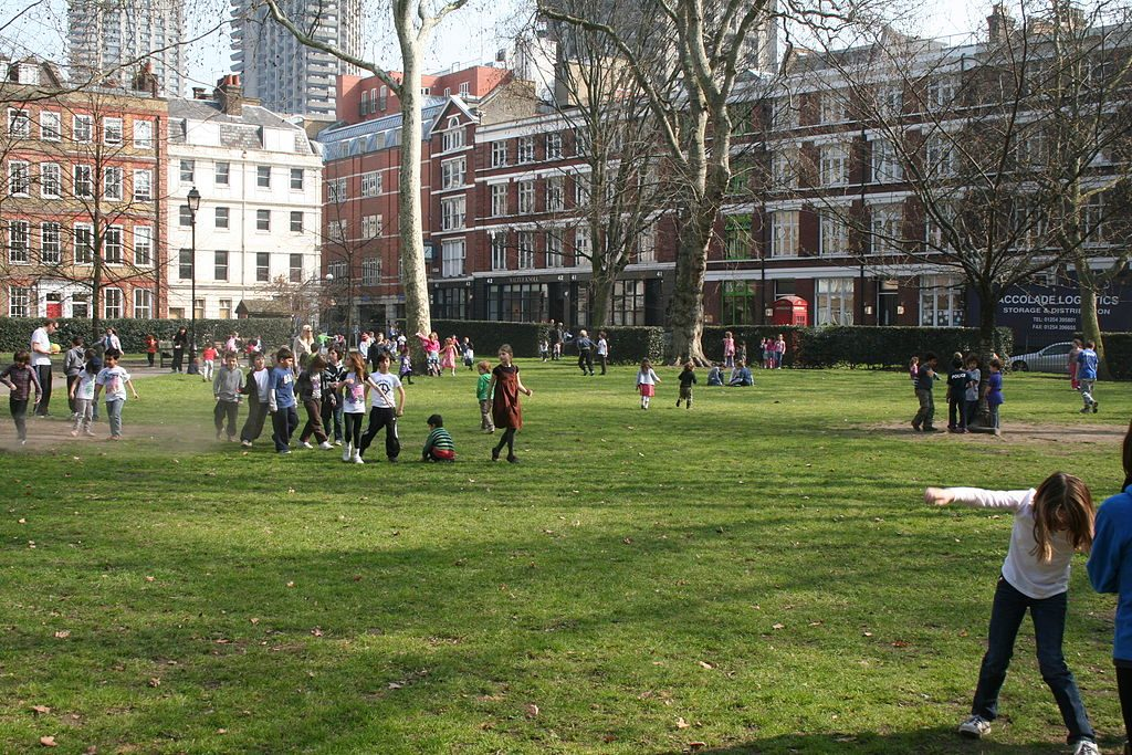 Charterhouse Square
