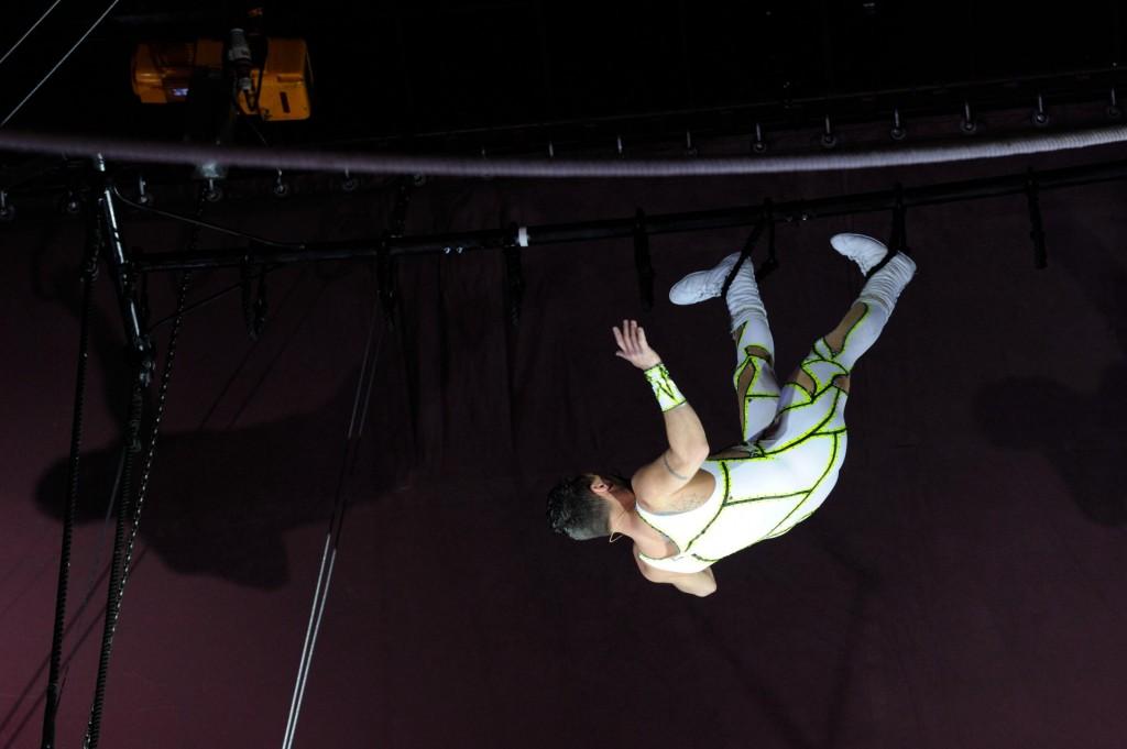 Zippos Circus Alex Michael