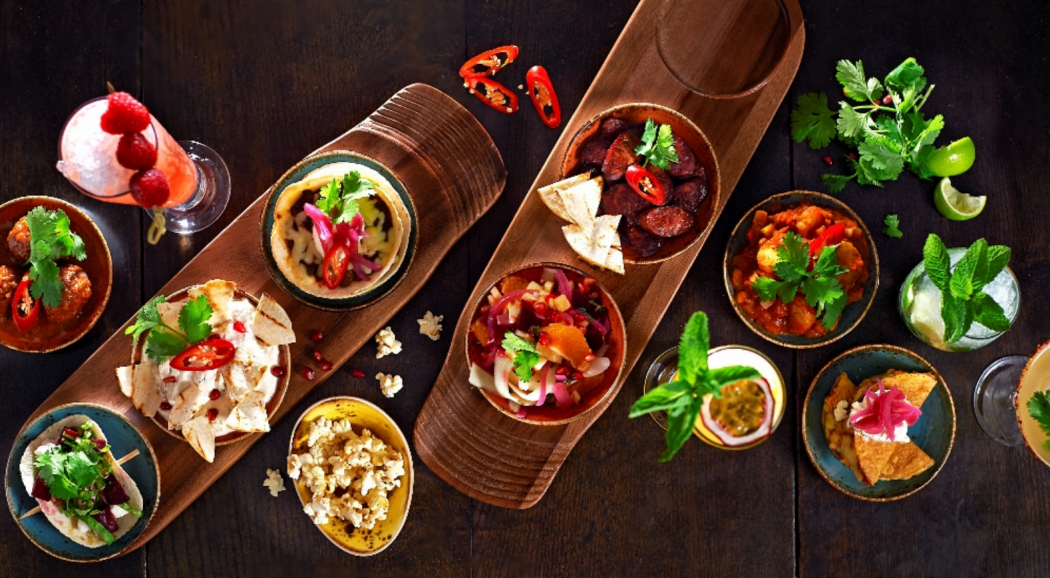 Chiquito Street Food Menu