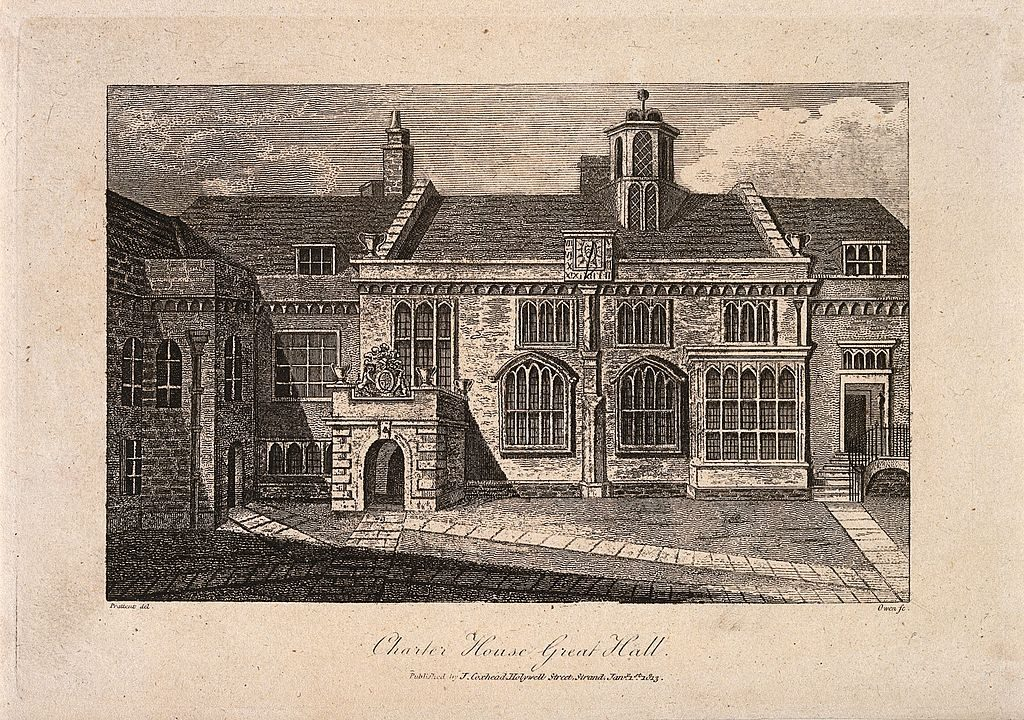 The Charterhouse, the Great Hall