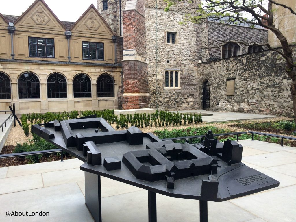 London Charterhouse model