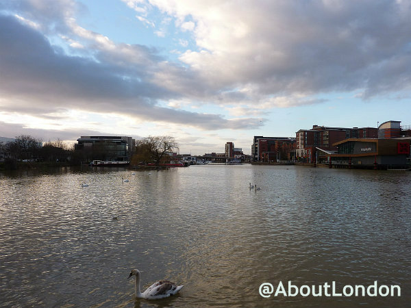 Brayford Waterfront Lincoln