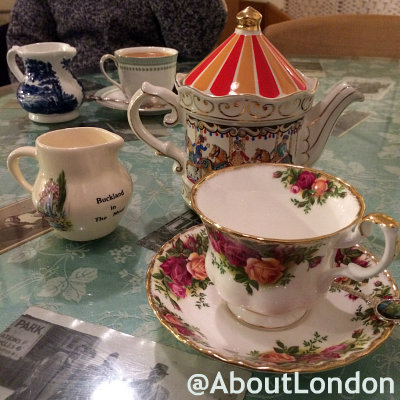 Buntys Tea Room Lincoln