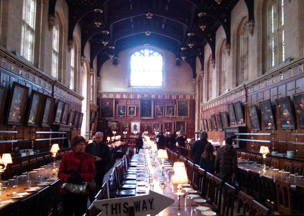 Christ Church College Great Hall