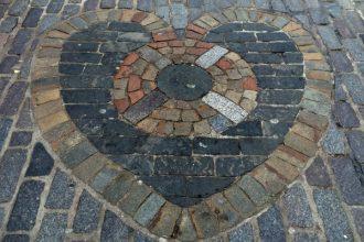 Heart of Mid Lothian in Edinburgh
