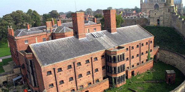 Lincoln Castle Prisons