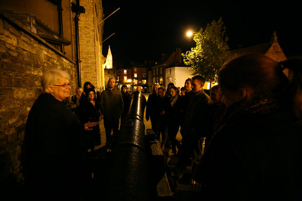 Lincoln Ghost Walks