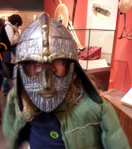 Having fun at Sutton Hoo - Things to Do in Suffolk