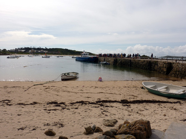 Tresco Quay, Isles of Scilly