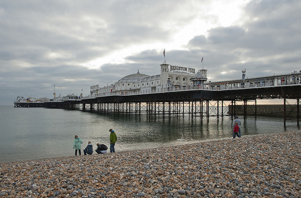 Brighton Beach - 50 Things to Do Before You're 11¾