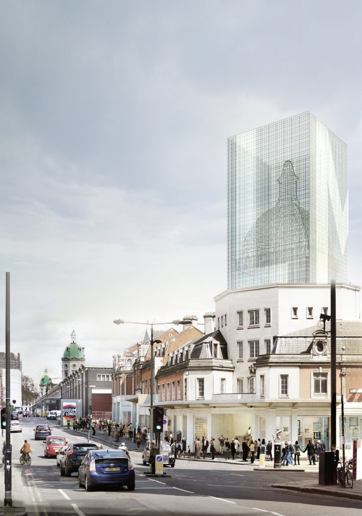 Copyright Malcolm Reading Consultants / Diener & Diener Architekten and Sergison Bates Architects