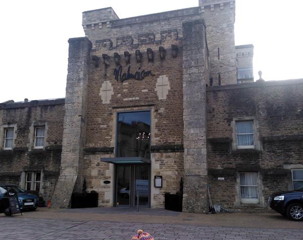 Malmaison Oxford
