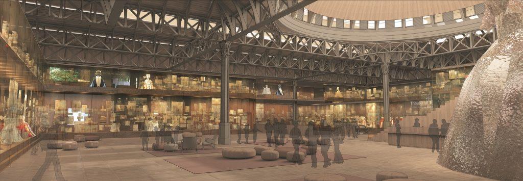 Copyright Malcolm Reading Consultants / Studio Milou Architecture
