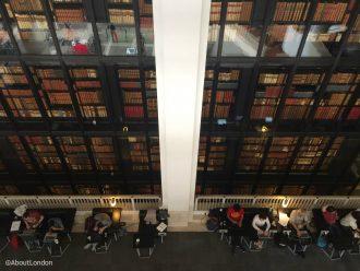 King's Library at British Library