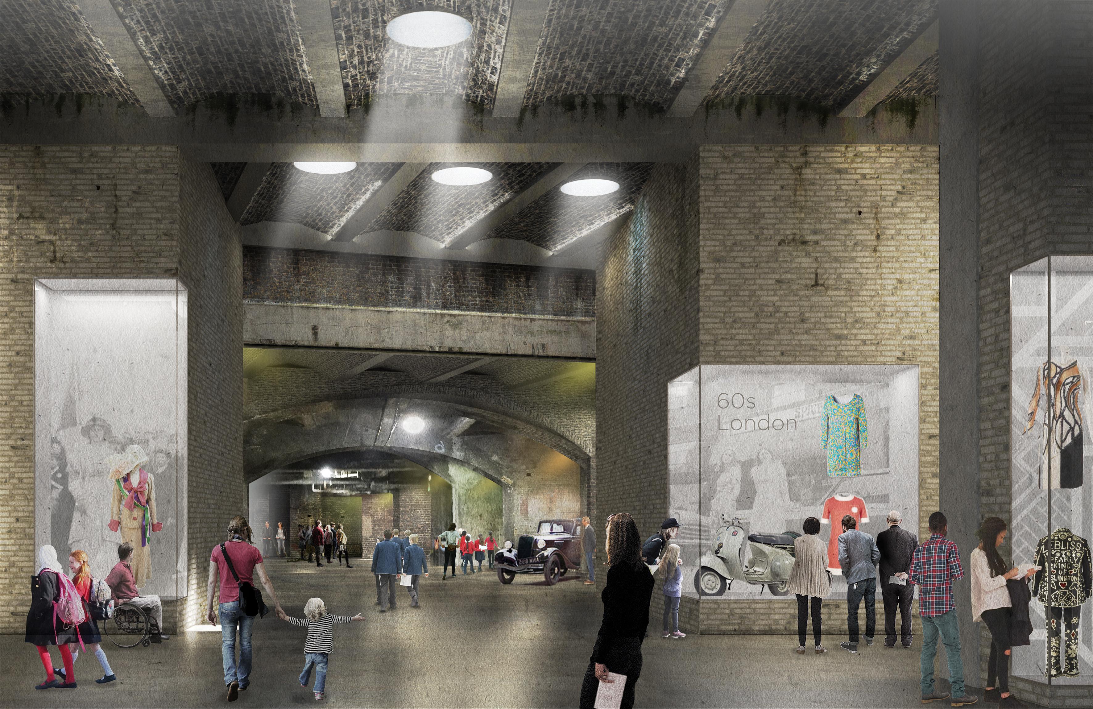 new design chosen for museum of london