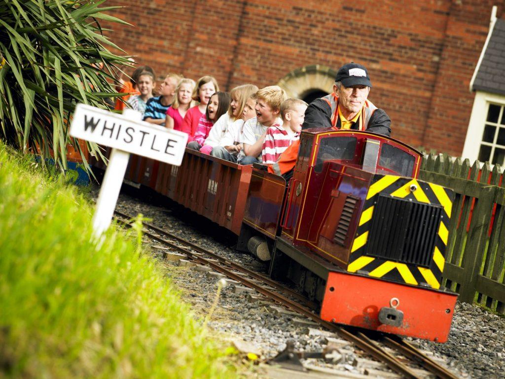 National Railway Museum miniature railway