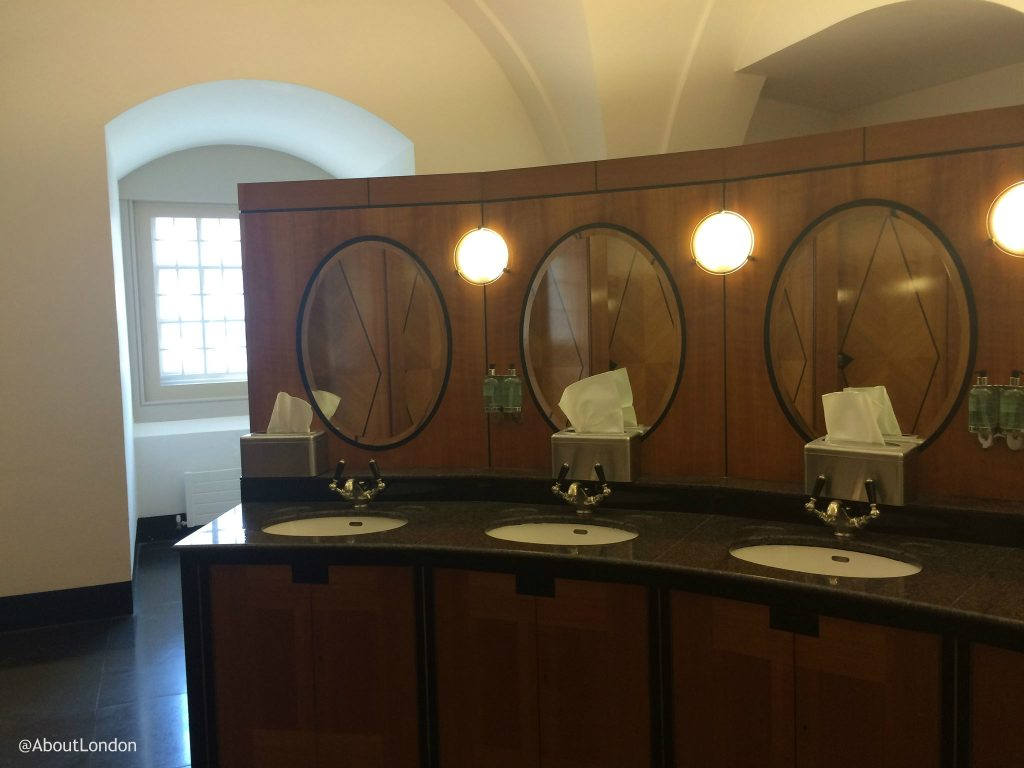 Banqueting House toilets