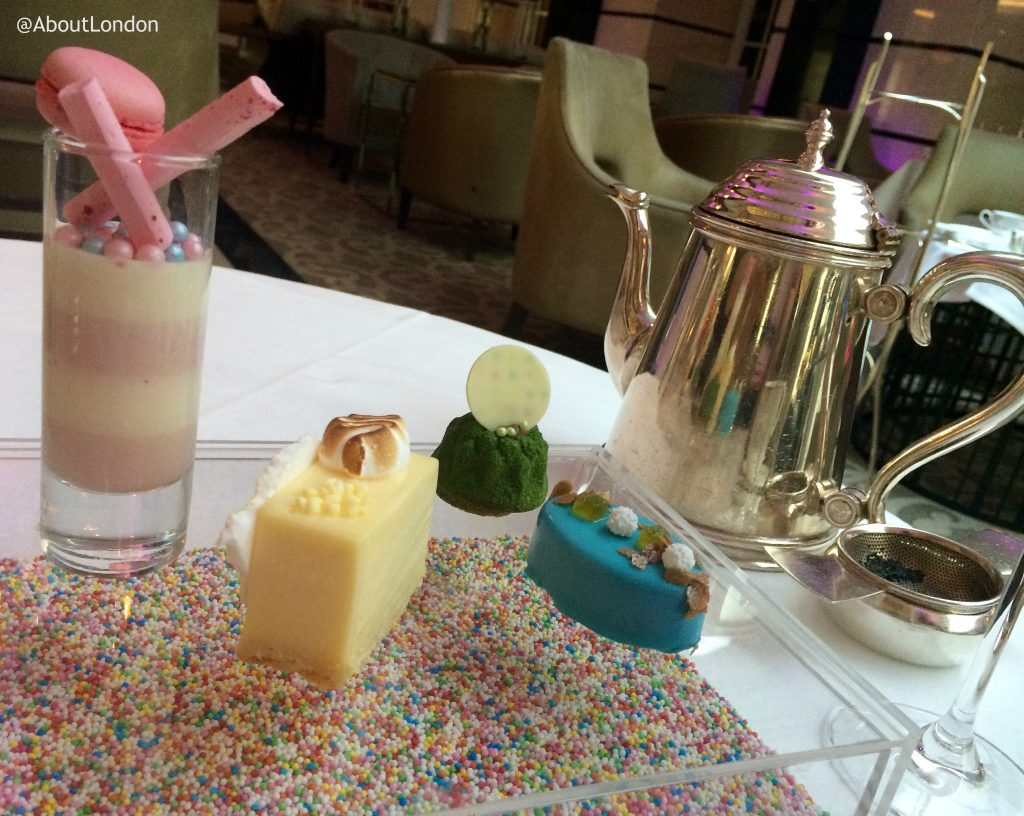 Conrad Candy Shop afternoon tea