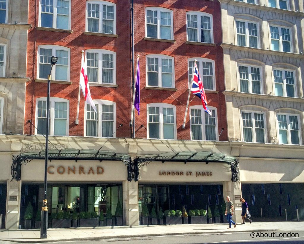 Conrad London St James