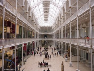 Grand Gallery, National Museum of Scotland