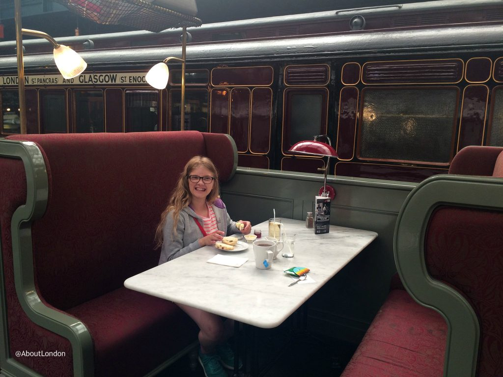 National Railway Museum Cafe
