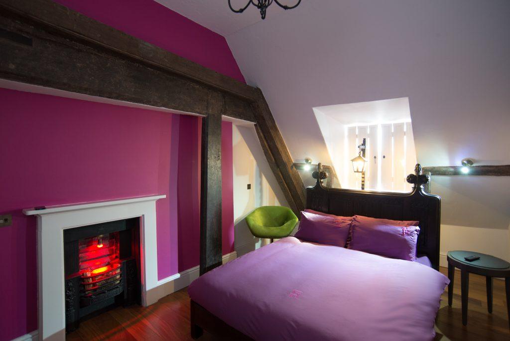 Safestay York double room