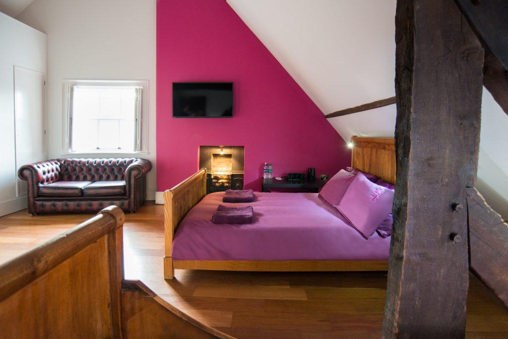 Safestay York - private room