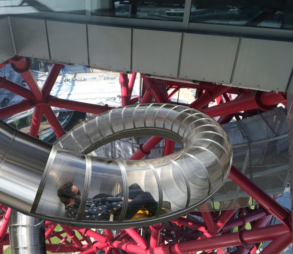 Orbit slide