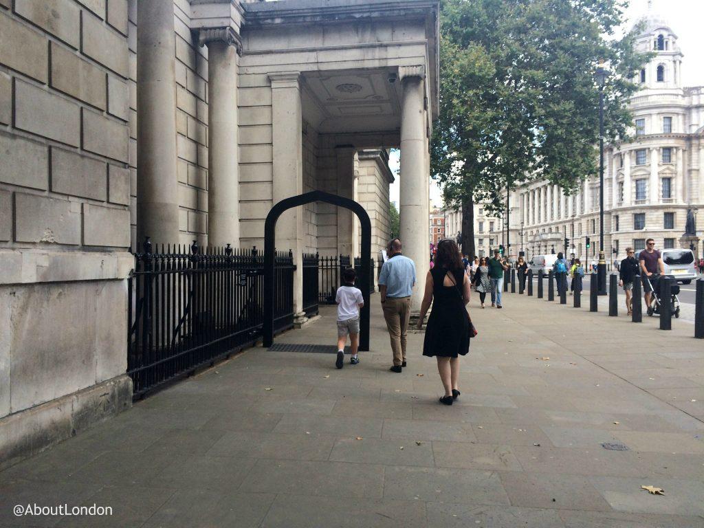 Whitehall - Scotland Office