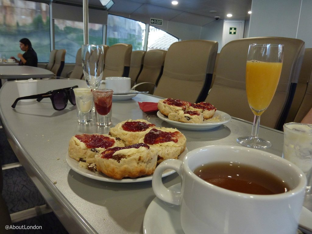 Thames Clippers Cream Tea