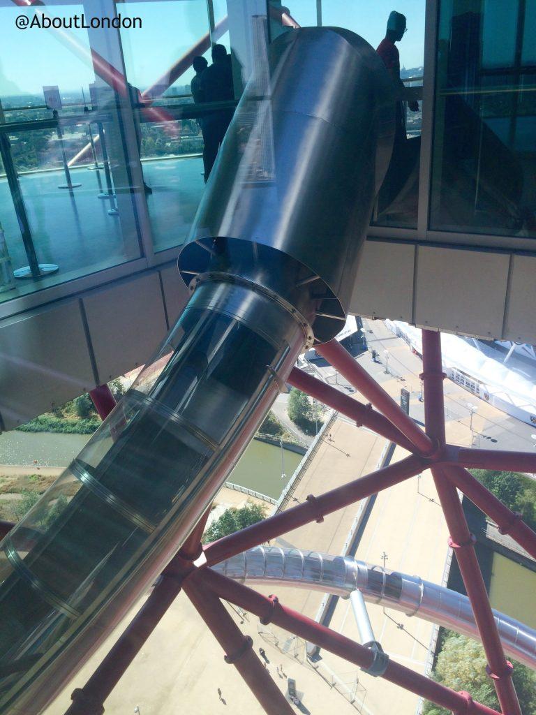 Orbit slide start