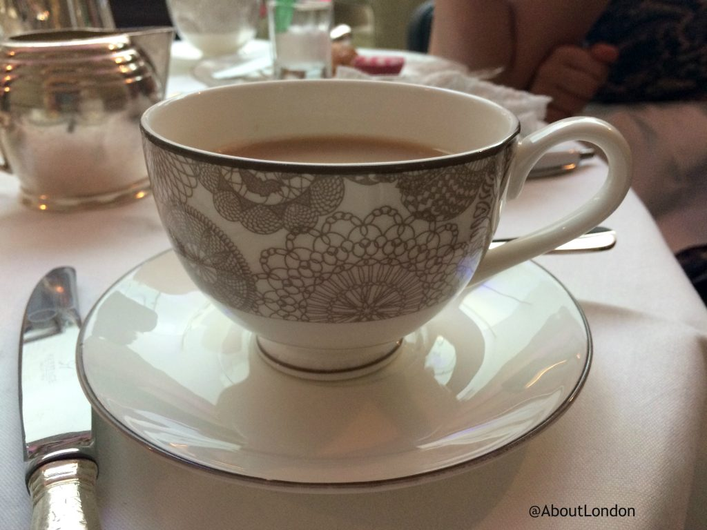 Conrad Candy Shop afternoon tea teacup