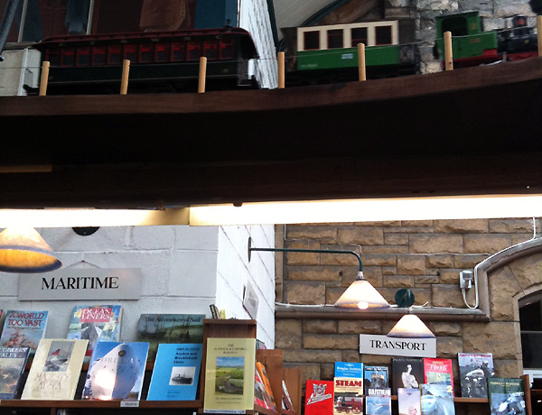 Barter Books Model Railway