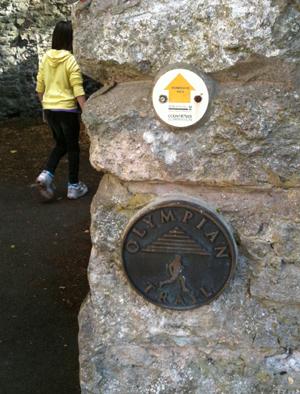 Much Wenlock Olympian Trail
